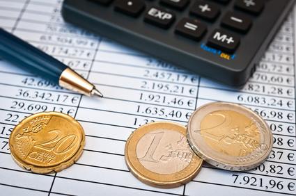 Business Taschenrechner Euro